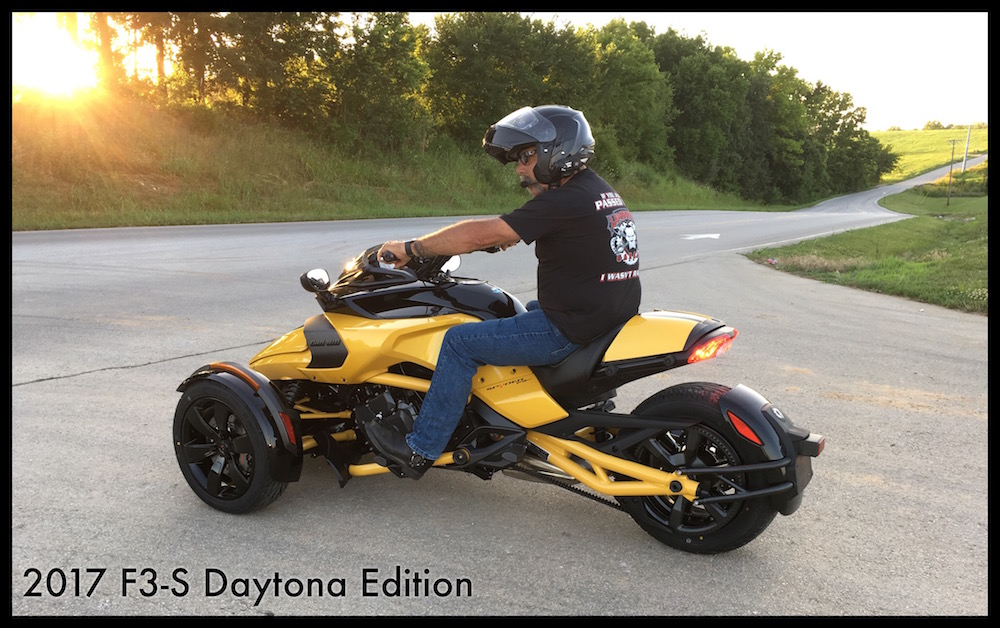 Many Of You Were Thrilled To See The Nascar Inspired Concept Turbo Spyder F3 That Made Rounds At Daytona Bikeweek And Circuit Brp Can Am