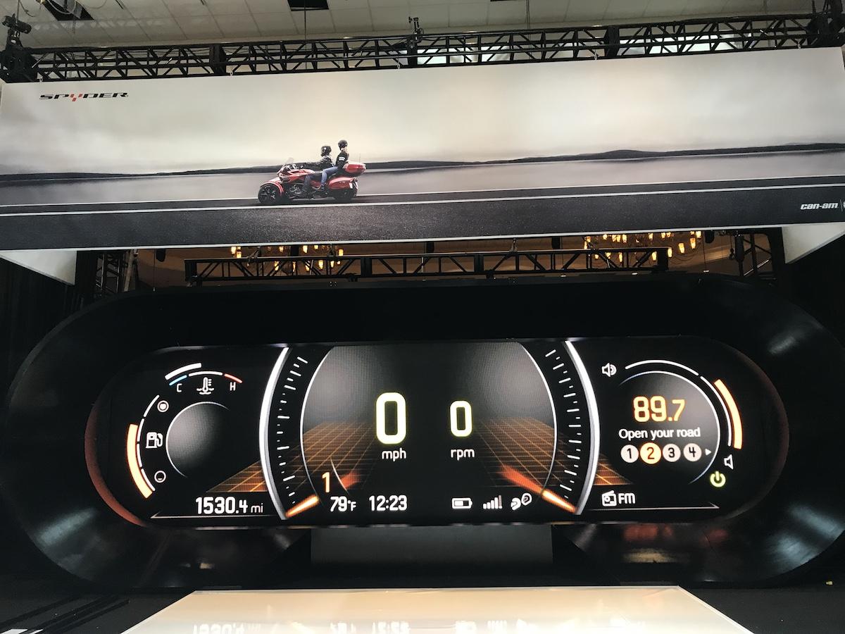 2018 Can Am Spyder Lineup And Highlights Lamonster Garage